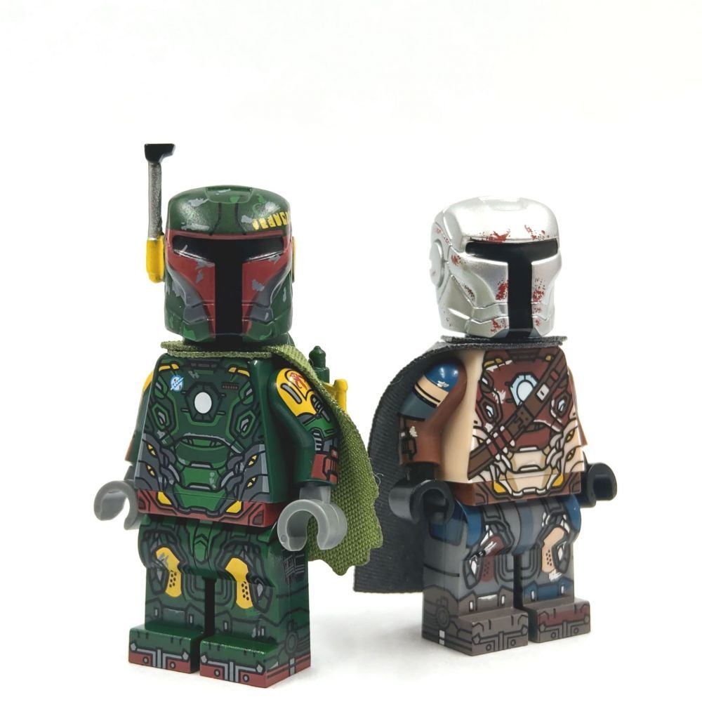 【May the 4th】Iron Guardian & Iron Monk