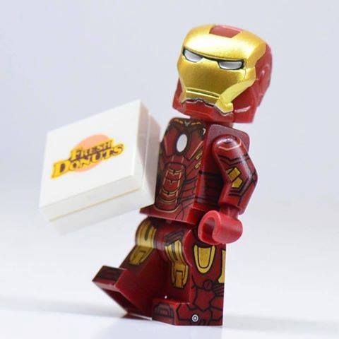 Iron Man MK4