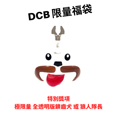 DCBxTOB 2020限量福袋!!