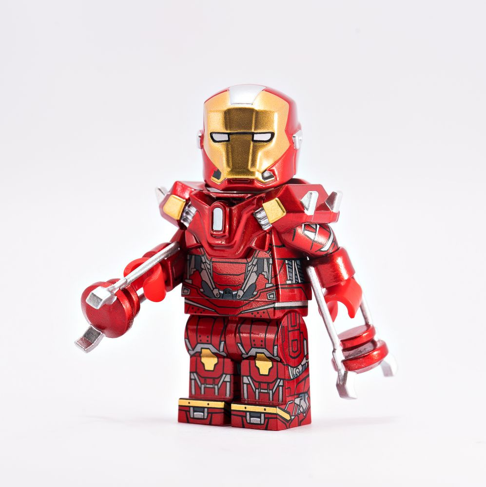 Grappler Armor
