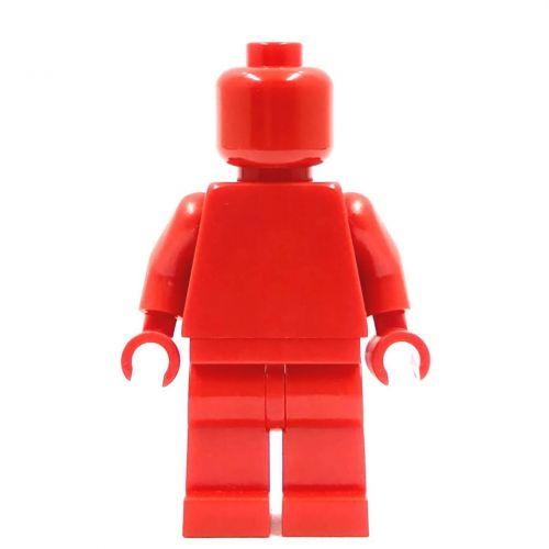 素色人偶-Red