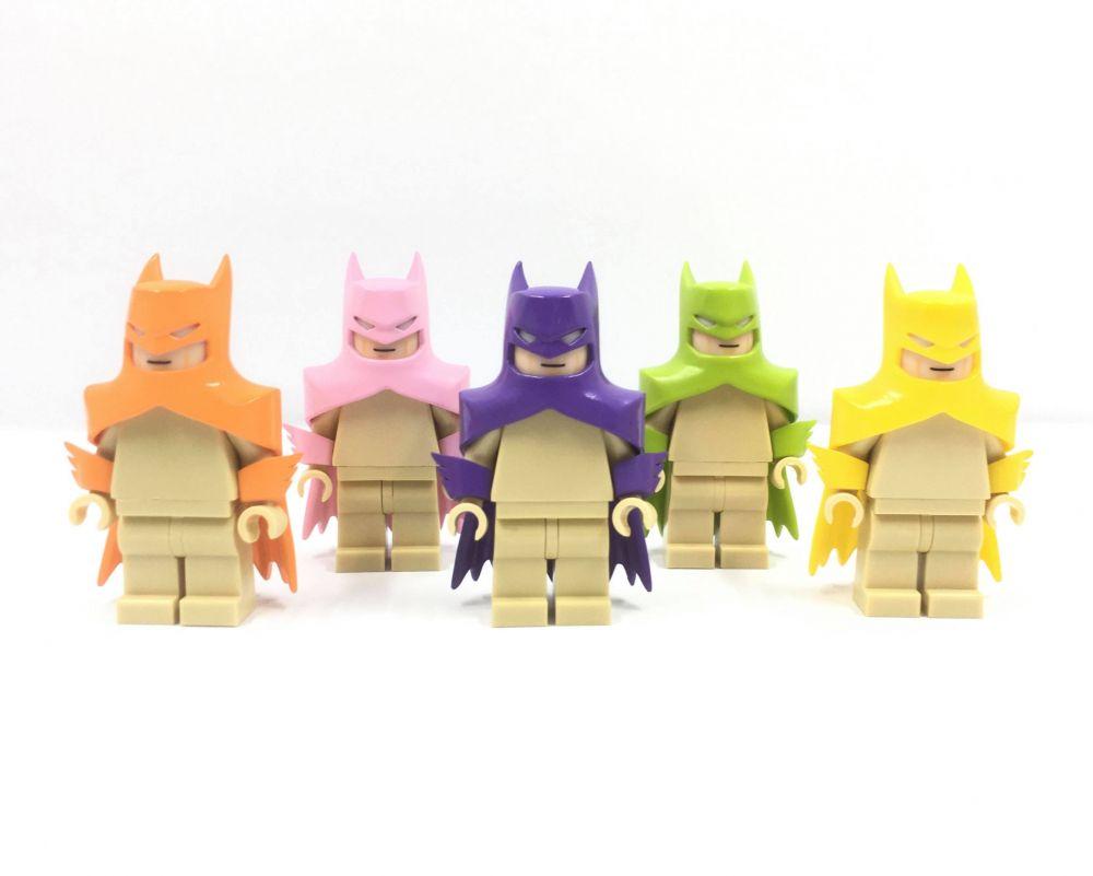 Bat Cape V3 (5 colors)