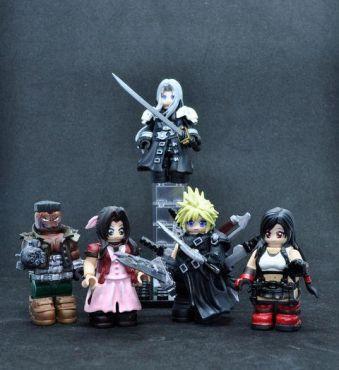 Brickarts Kai Final Fantasy VII FF7 Sephiroth Chigo Minifigure