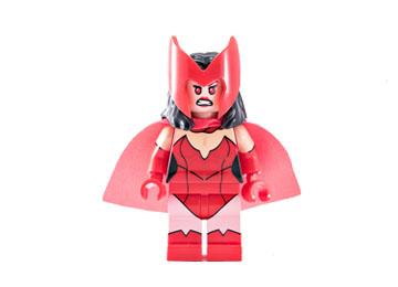 Crimson Sorceress