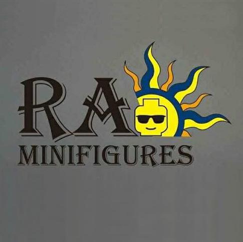 RA Minifigures