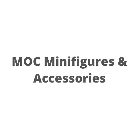 MOC Minifigures & Accessories